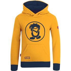 TROLLKIDS Troll Sweater Kids, geel/blauw